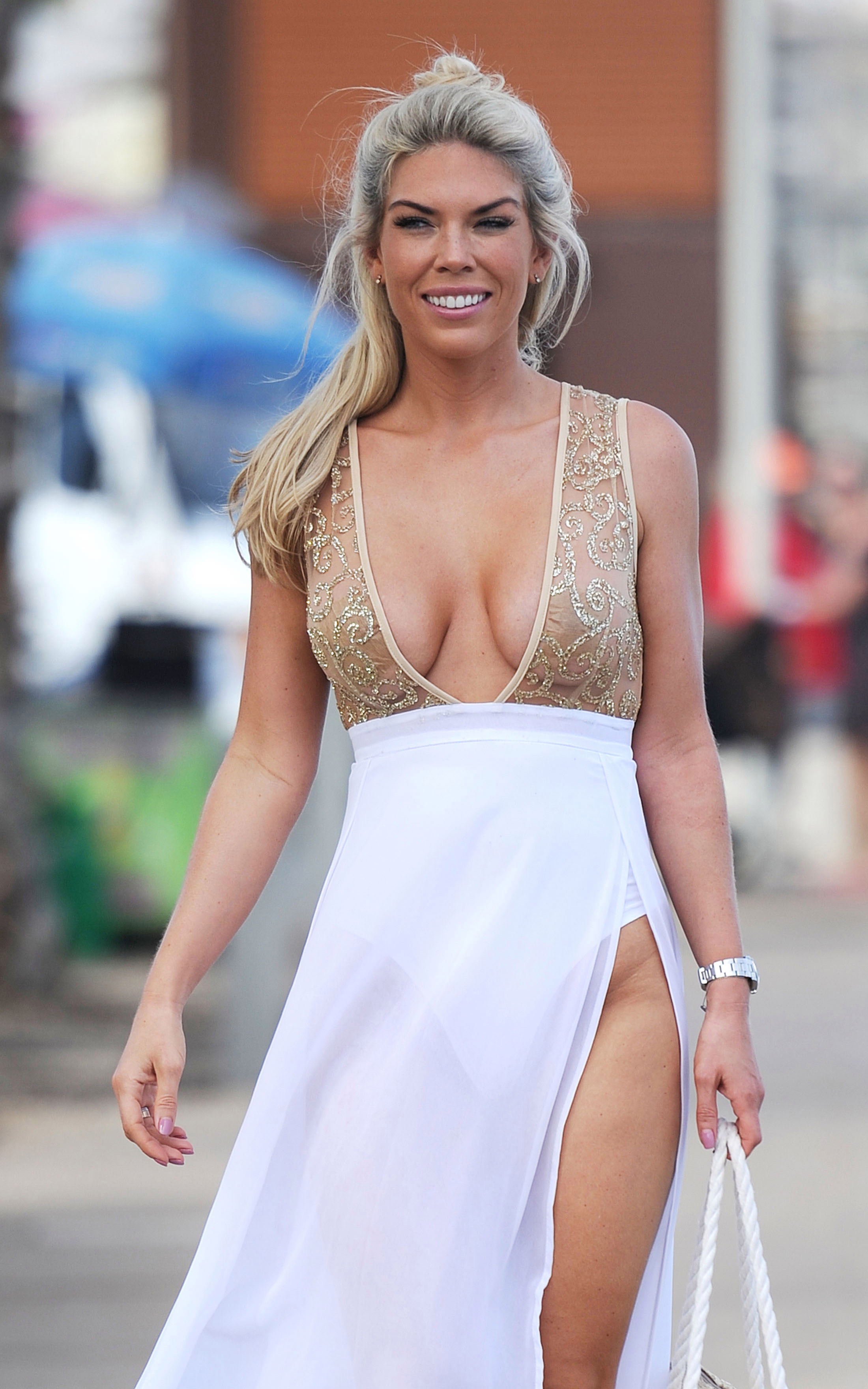 Frankie Essex Cleavage Ph...