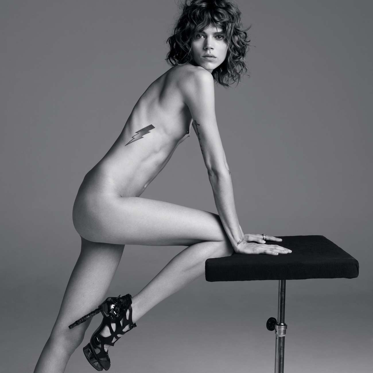 Freja Beha Erichsen Naked...