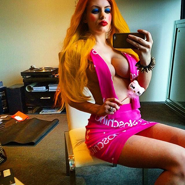 Gabi Grecko Sexy Selfies