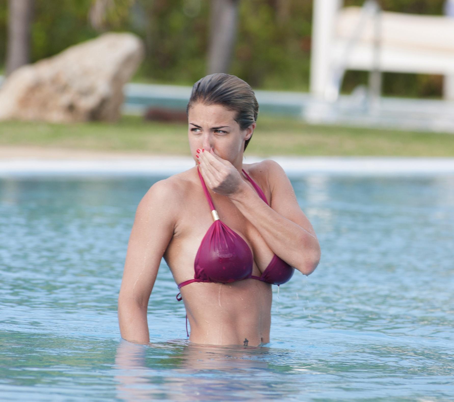 Gemma Atkinson Bikini Pic...