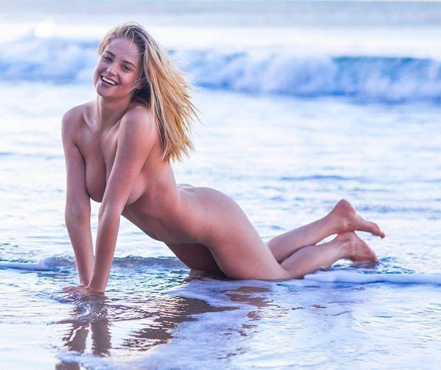 Genevieve Morton Nude Pho...