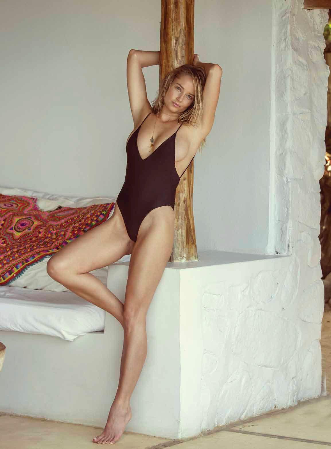 Genevieve Morton Sexy Pho...
