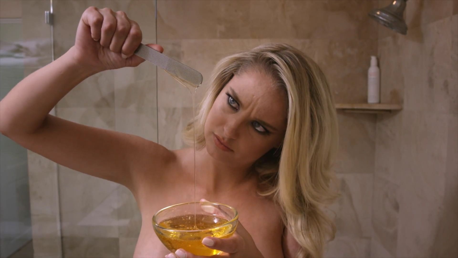 Genevieve Morton Topless ...