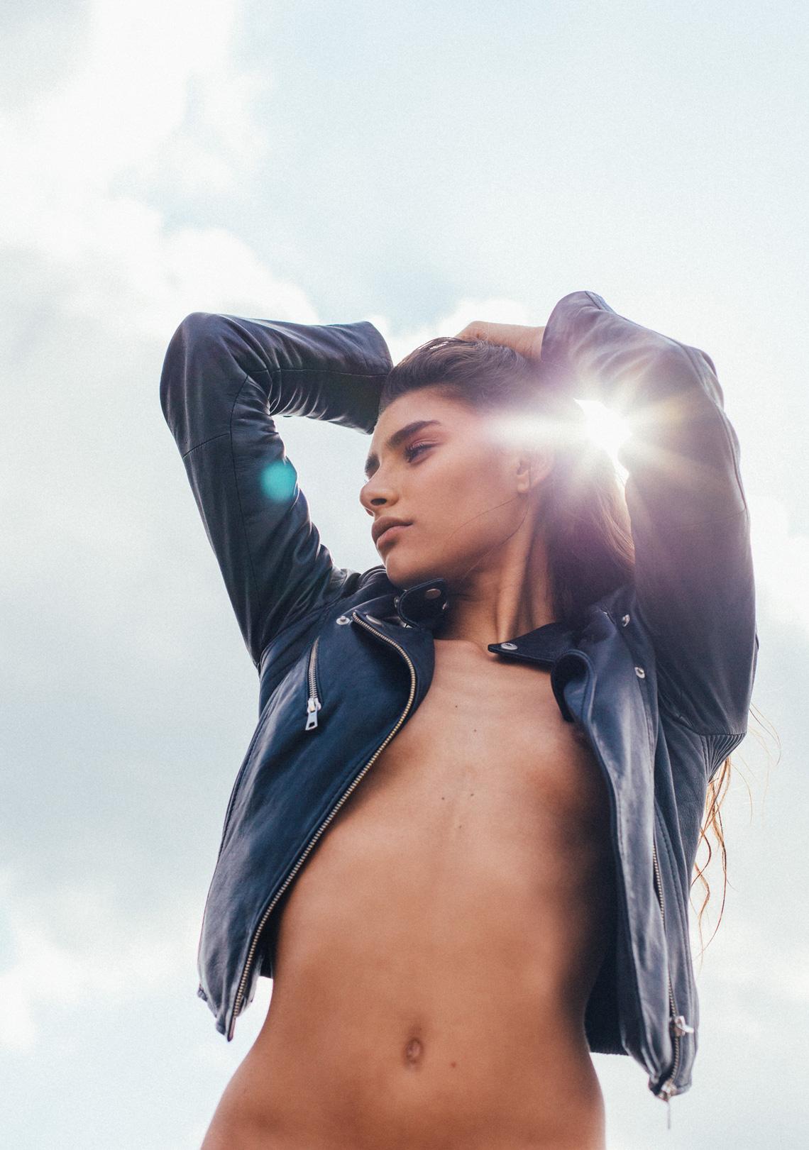 Georgia Salamat Topless P...