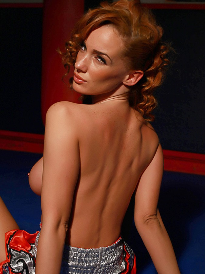Georgie Darby Topless Pho...