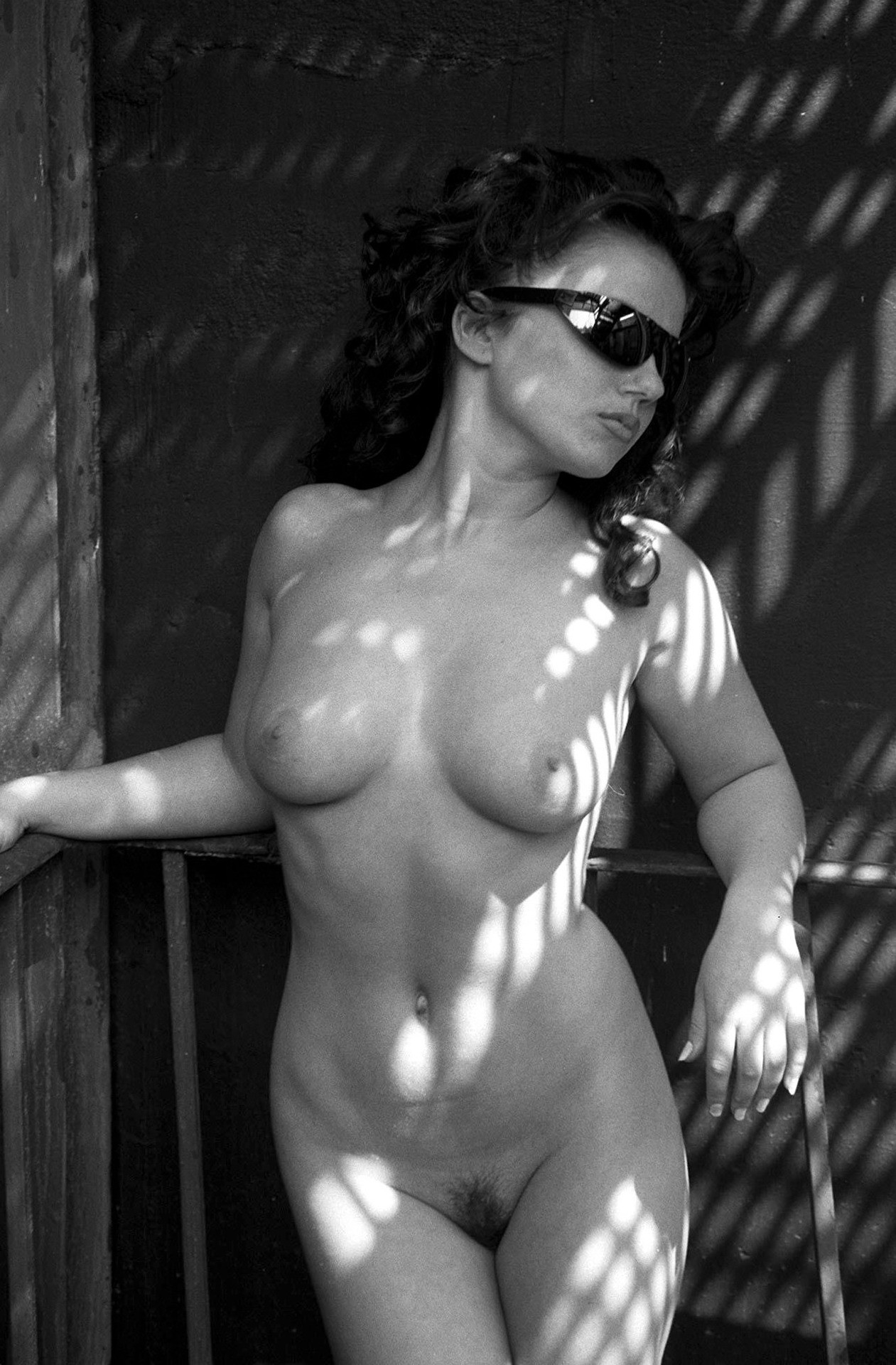 Geri Halliwell Naked
