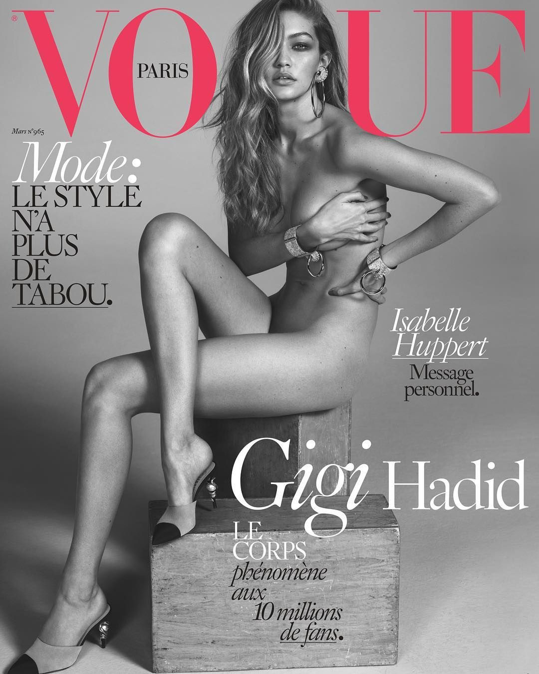 Gigi Hadid Hot Photos