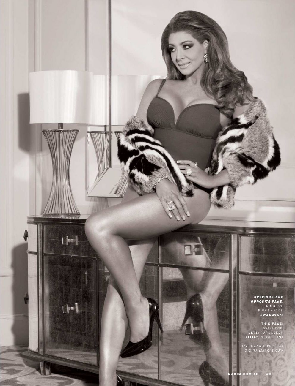 Sexy Photos Of Gina Liano