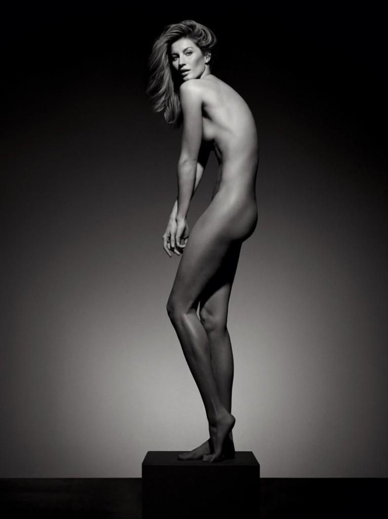 Gisele Bundchen Nude