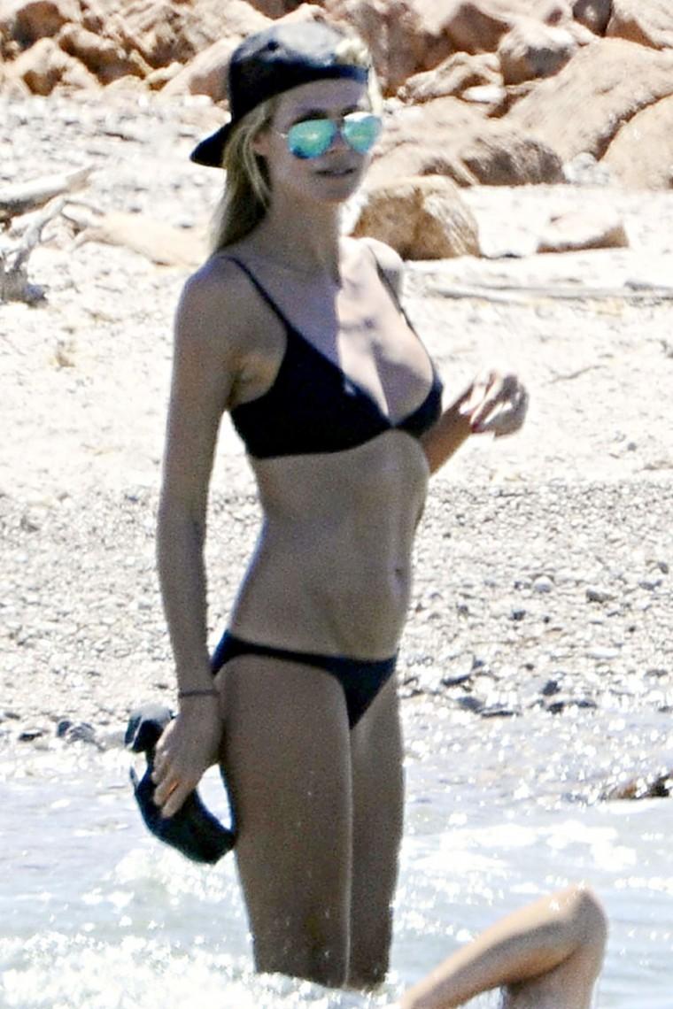 Heidi Klum Bikini Pics