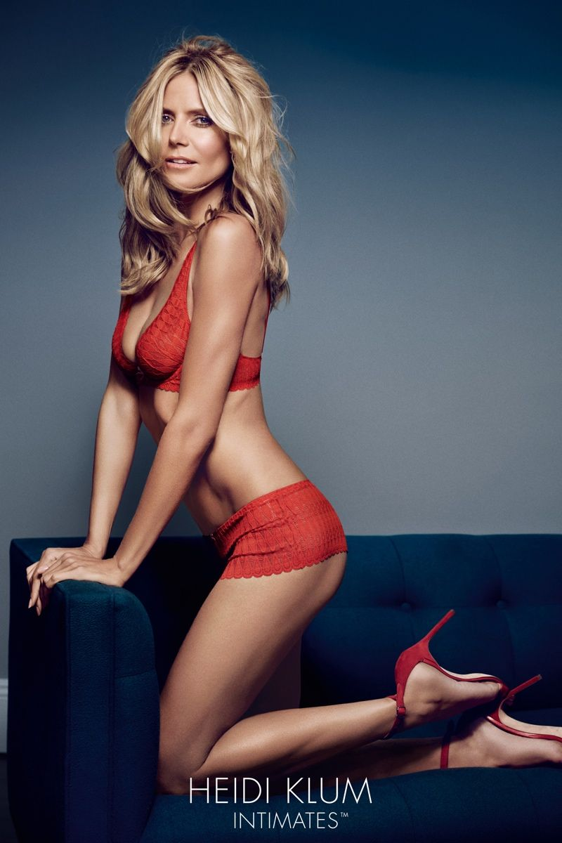 Sexy Pics Of Heidi Klum