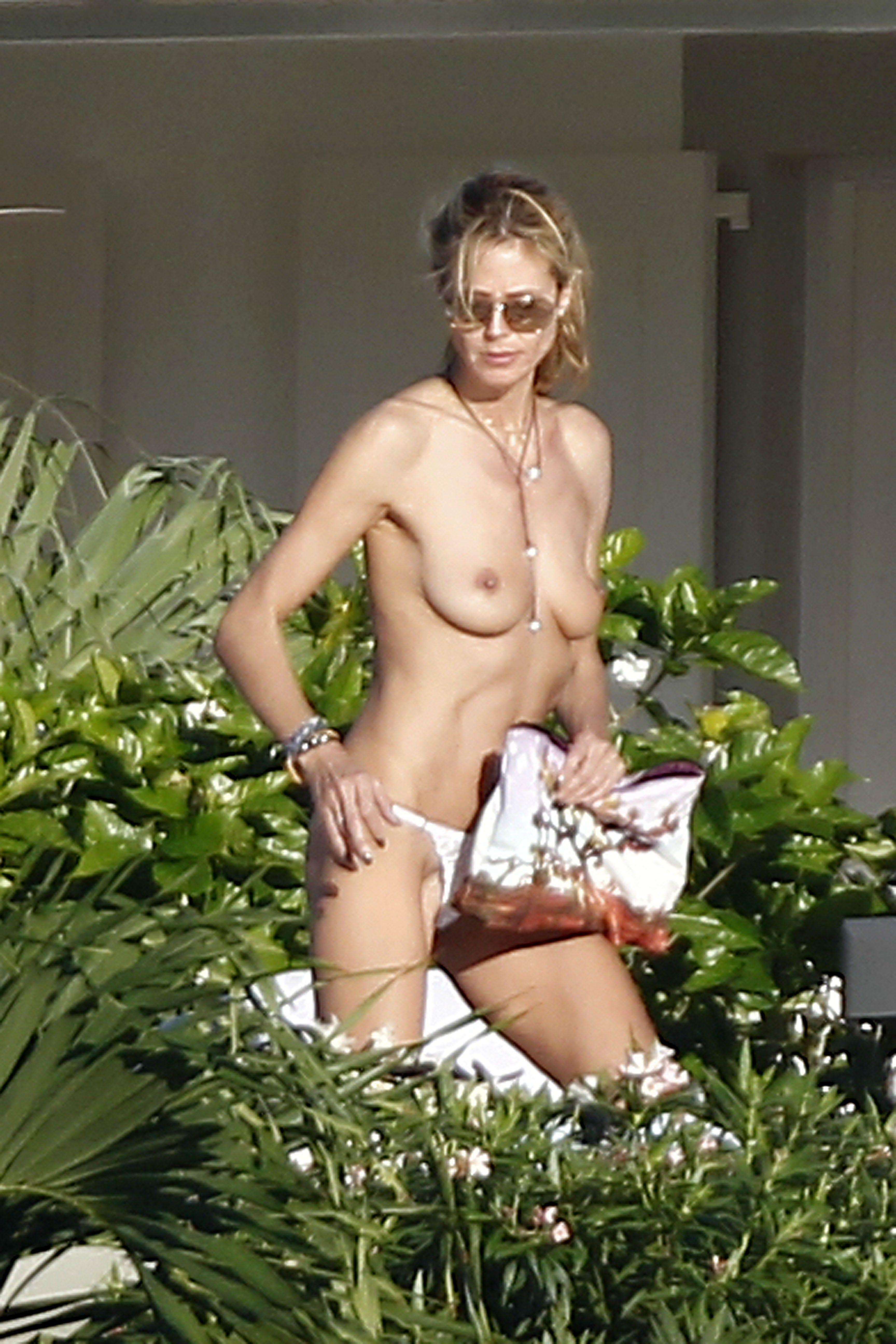 Heidi Klum Hot Leaked Pho...