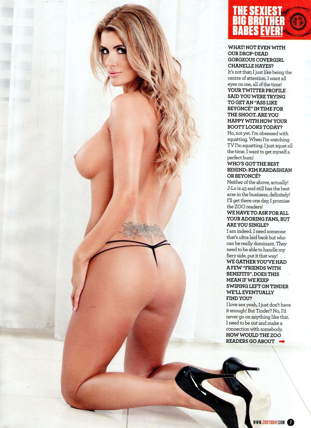 Helen Wood Topless Pics