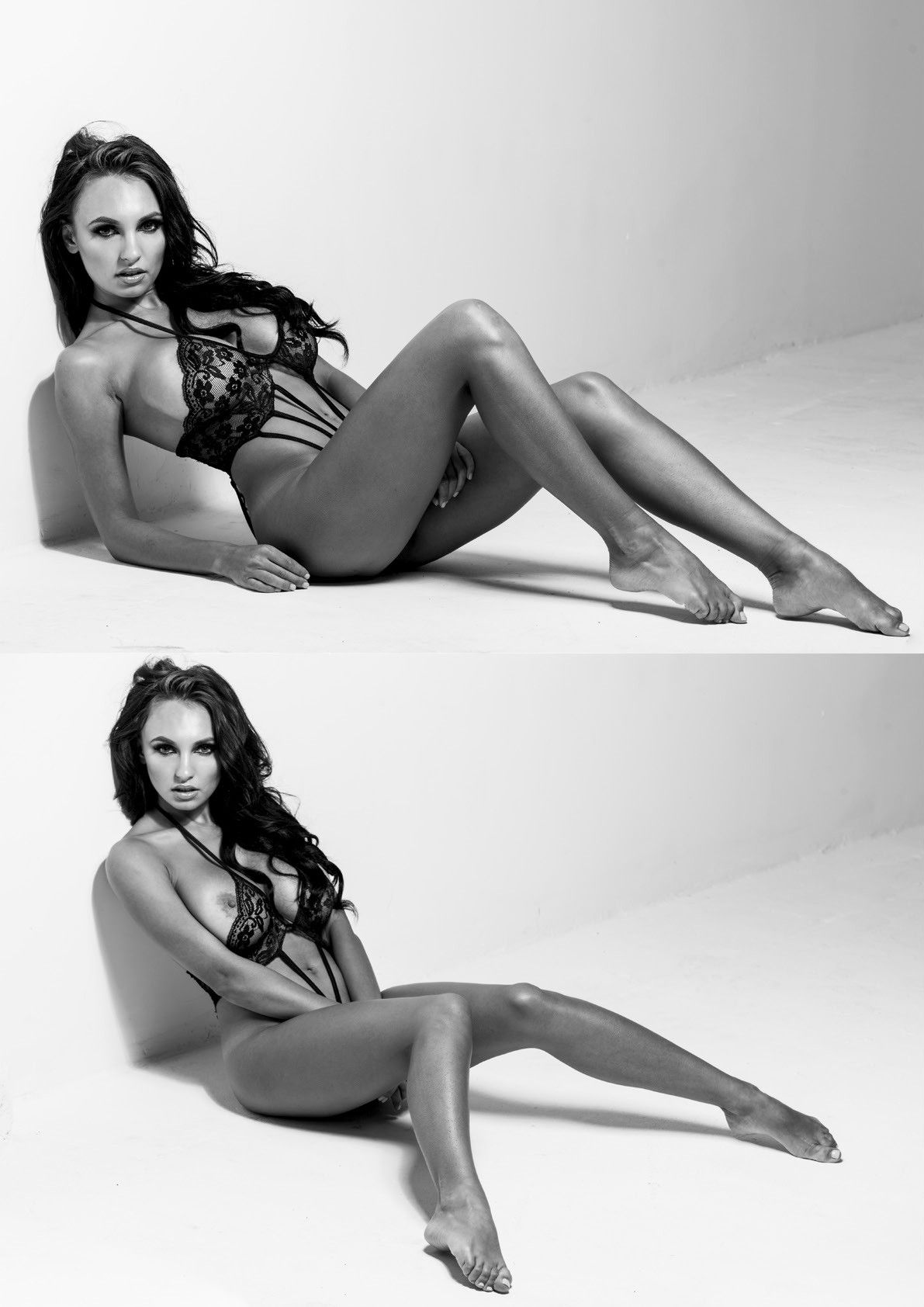 Hot Photoshoot Of Iryna I...