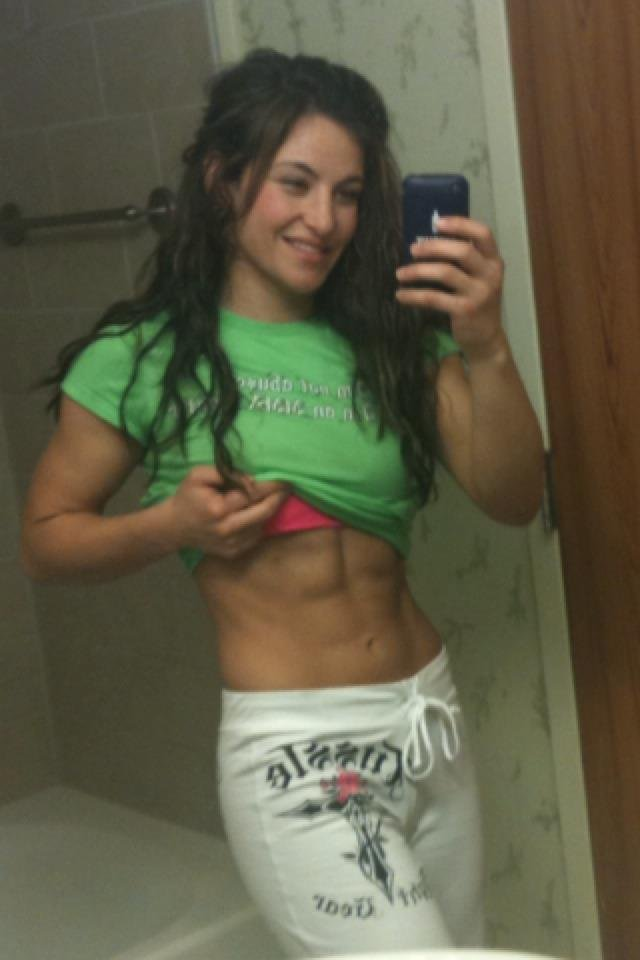 Hot Pics Of Miesha Tate