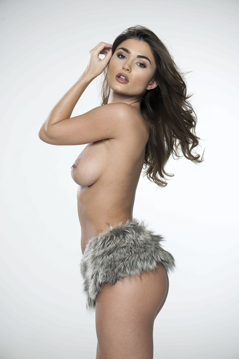 India Reynolds Topless Ph...