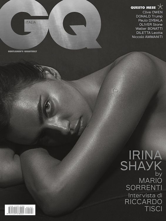 Nude Pic Of Irina Shayk