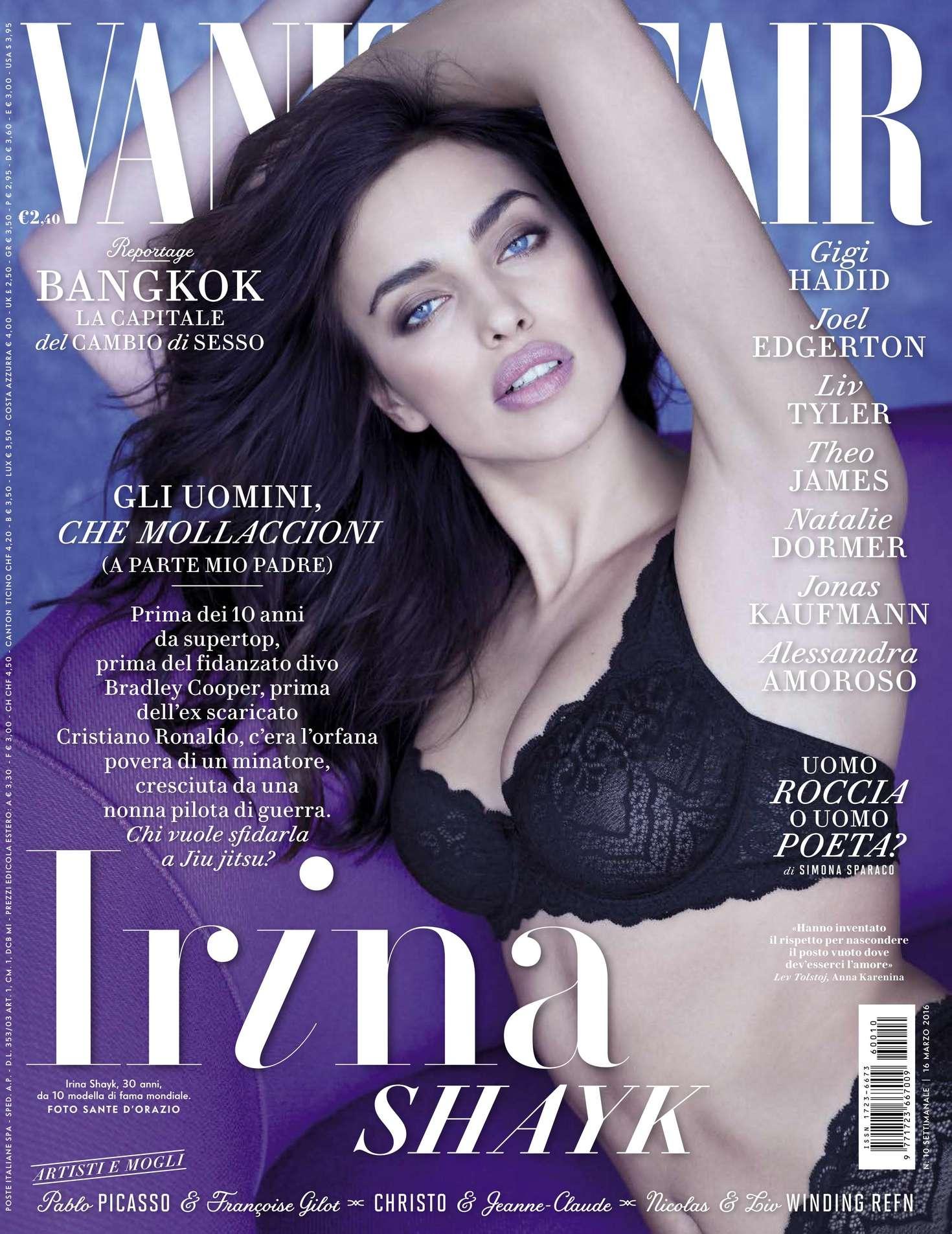 Sexy Pics Of Irina Shayk