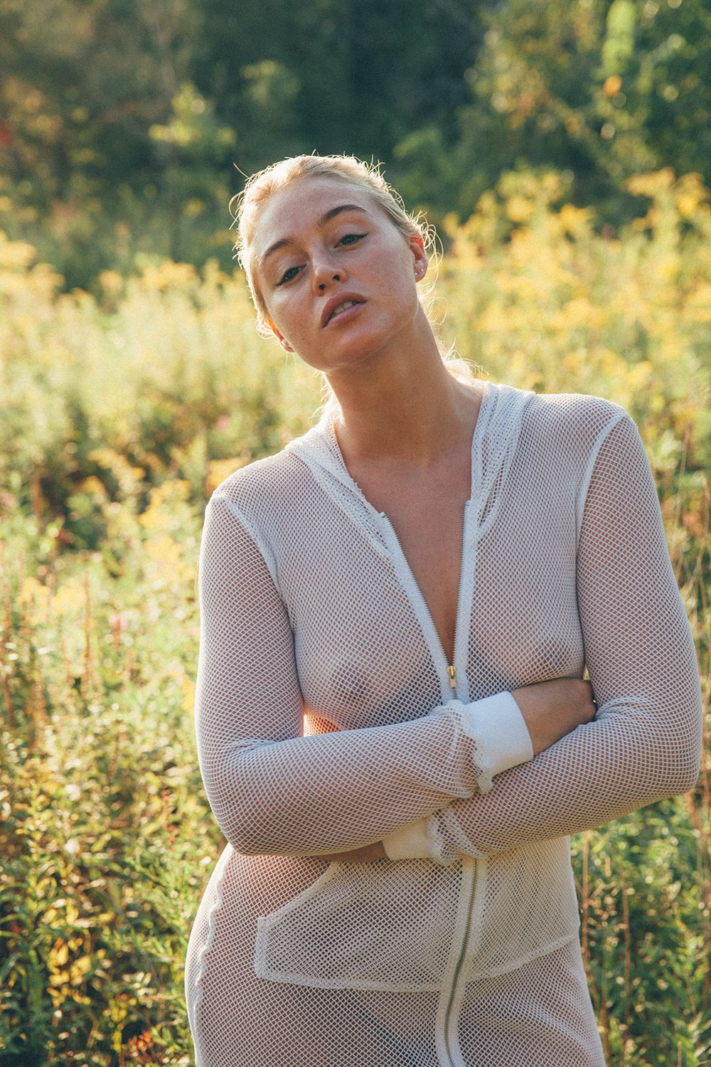 Iskra Lawrence Nude Pics