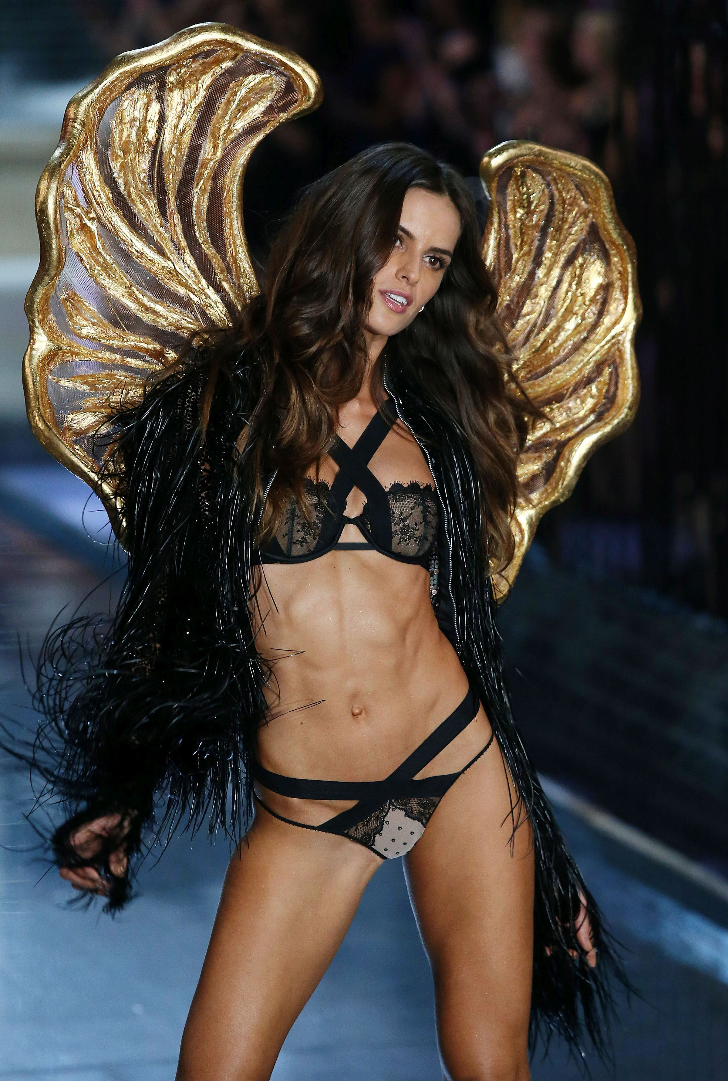 Izabel Goulart Sexy Photo...