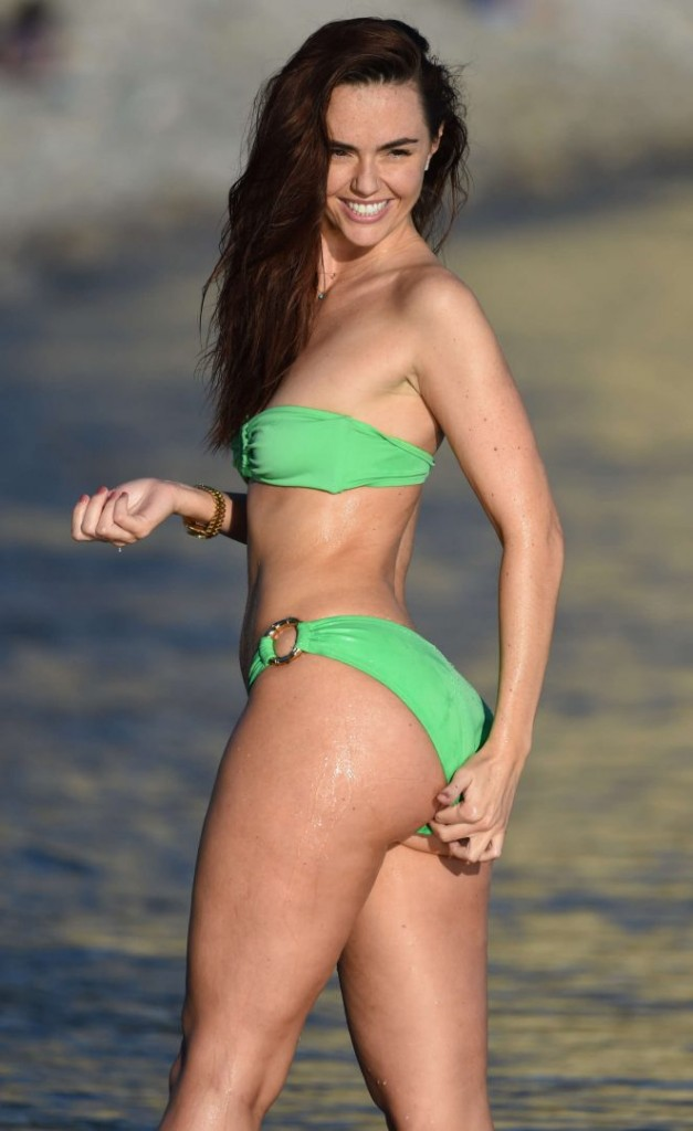 Jennifer Metcalfe Bikini ...