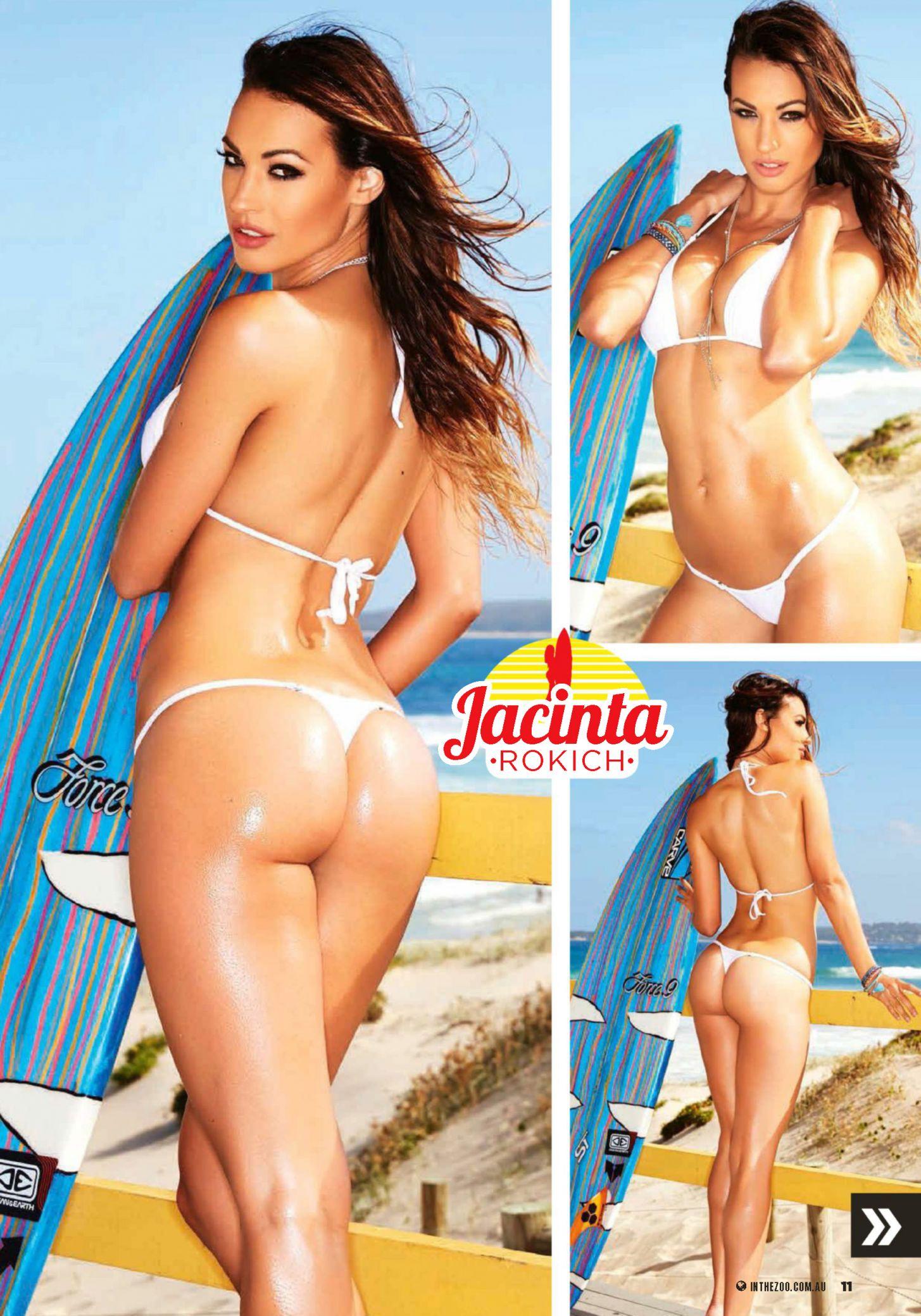 Jacinta Rokich's Bi...