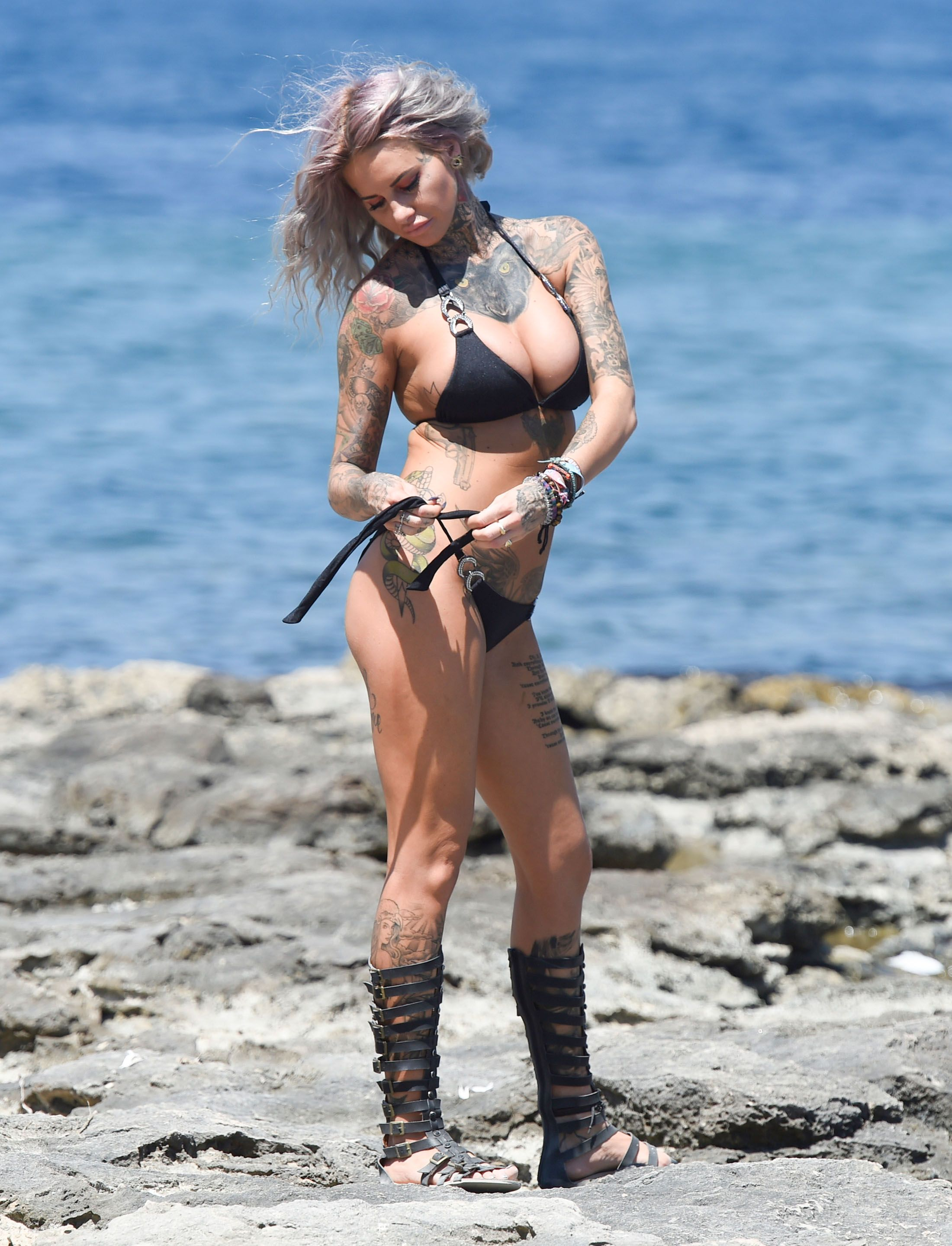Jemma Lucy Sexy Photos