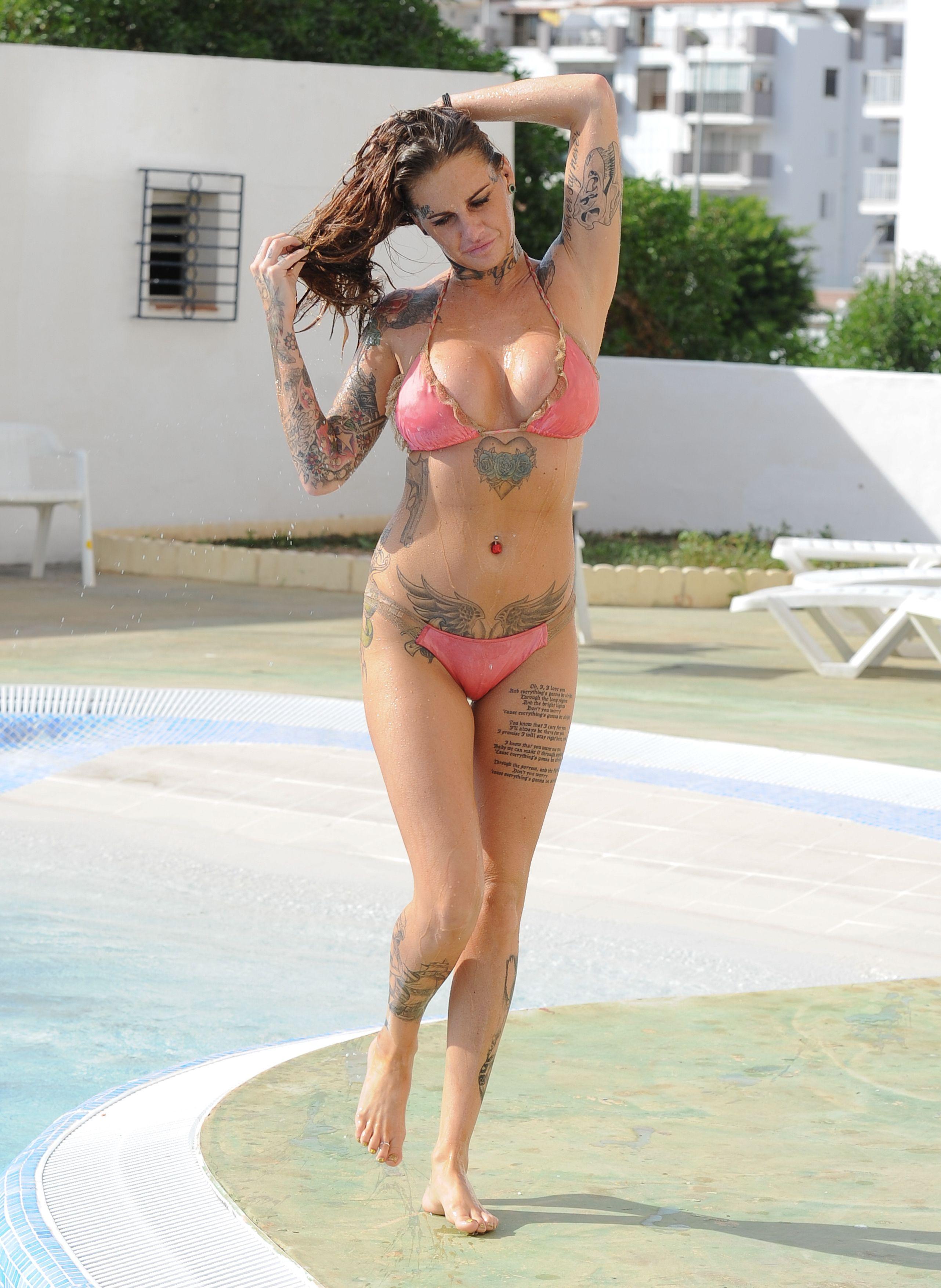 Jemma Lucy Bikini Photos