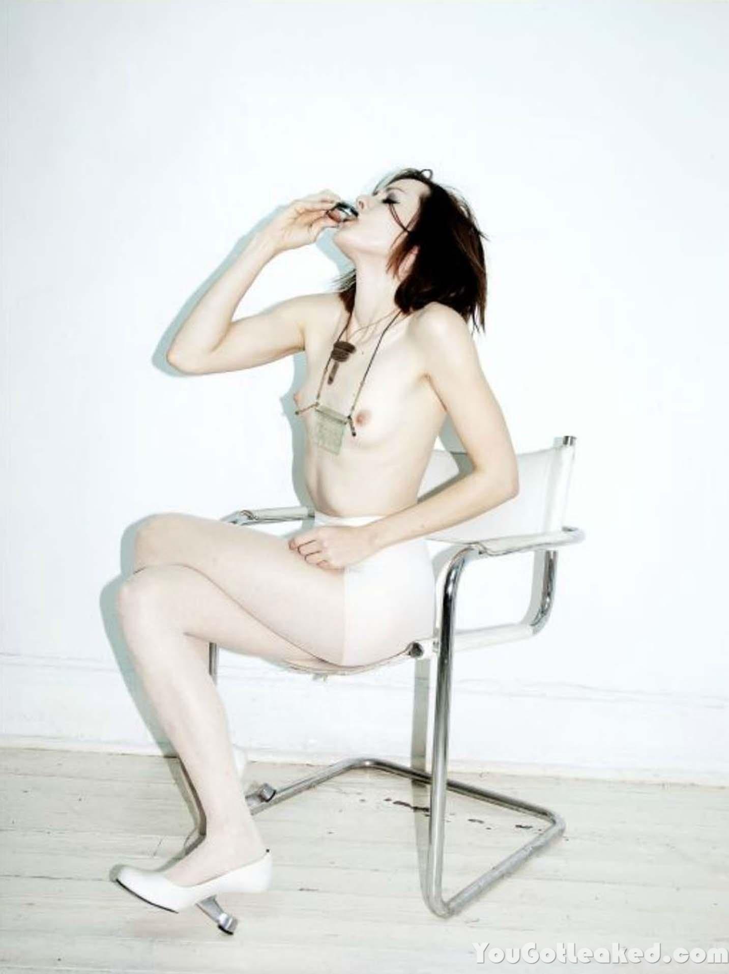 Jena Malone Nude Photoset
