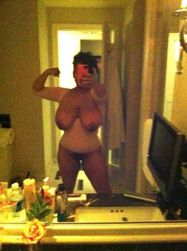 Jill Scott naked