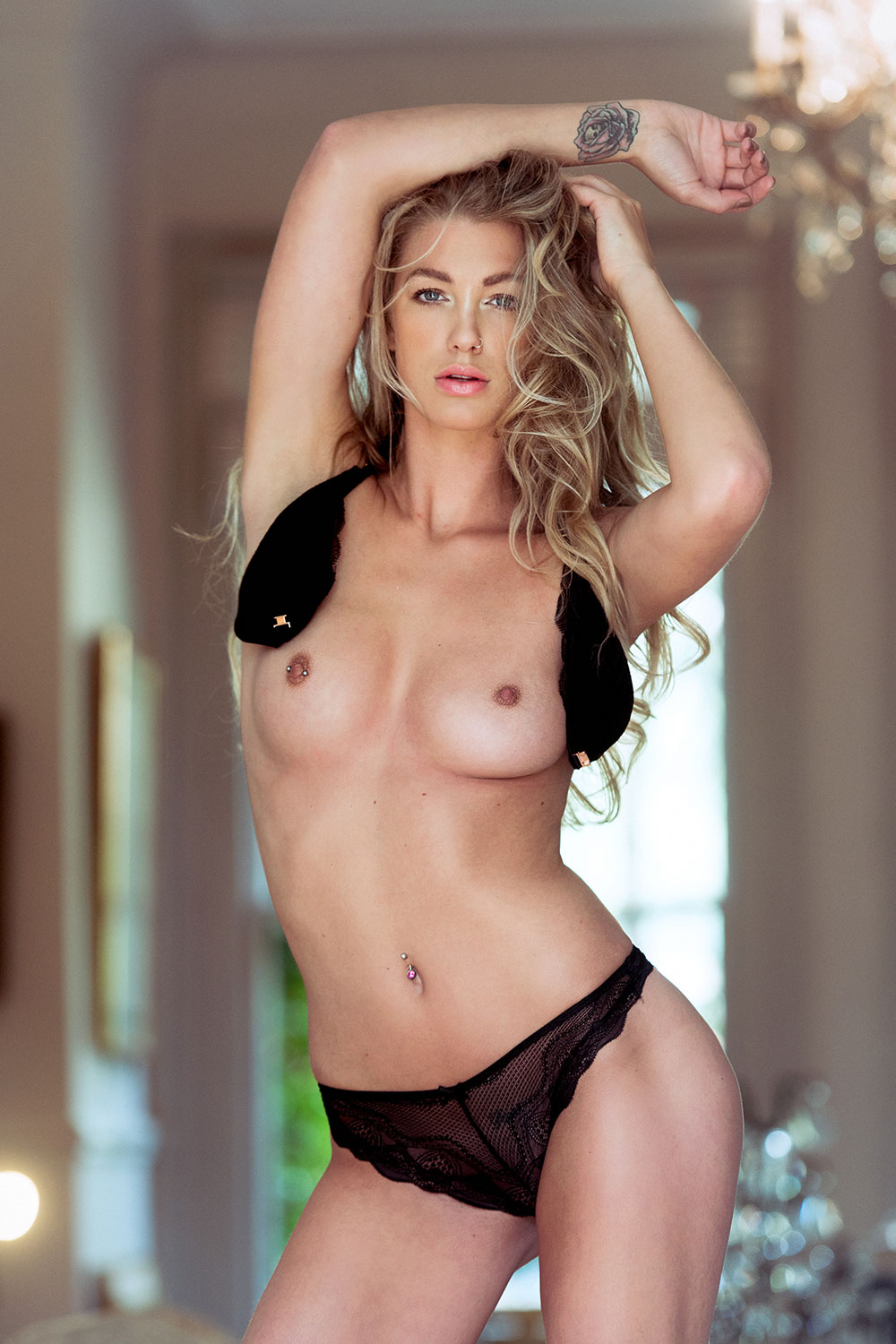 Jo Parker Topless Photos