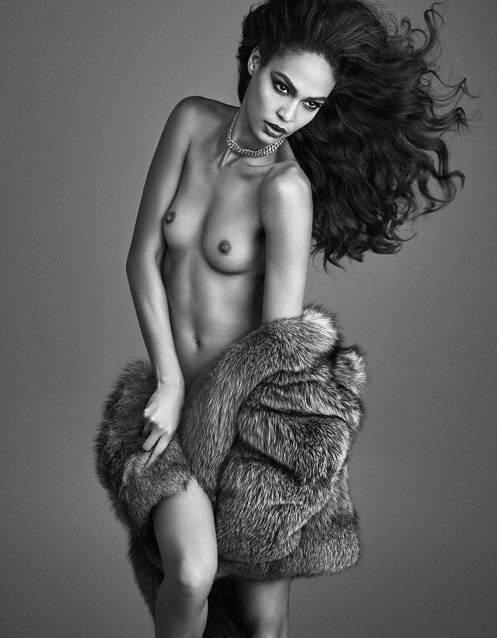 Joan Smalls Nude Pics