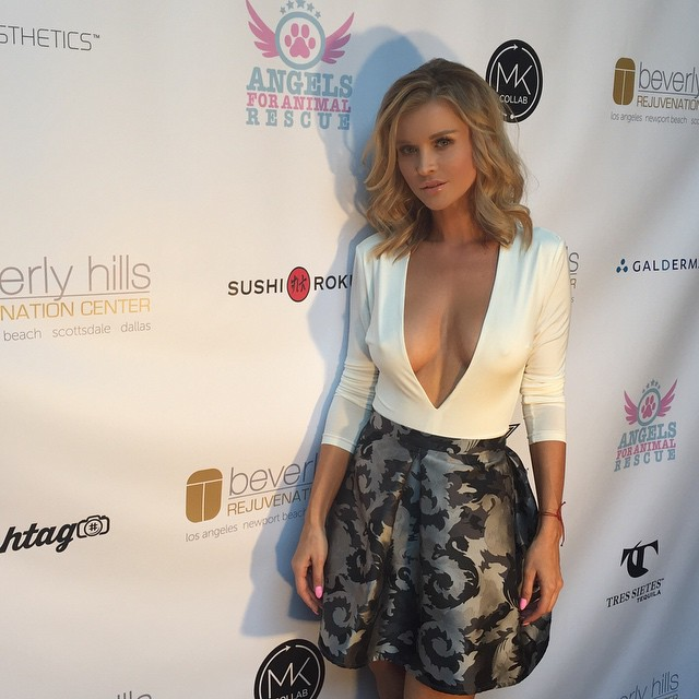 Joanna Krupa Hard Nipples...