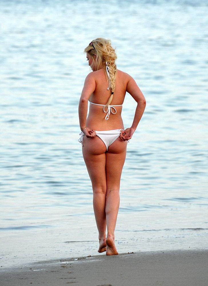Jorgie Porter Bikini Pics