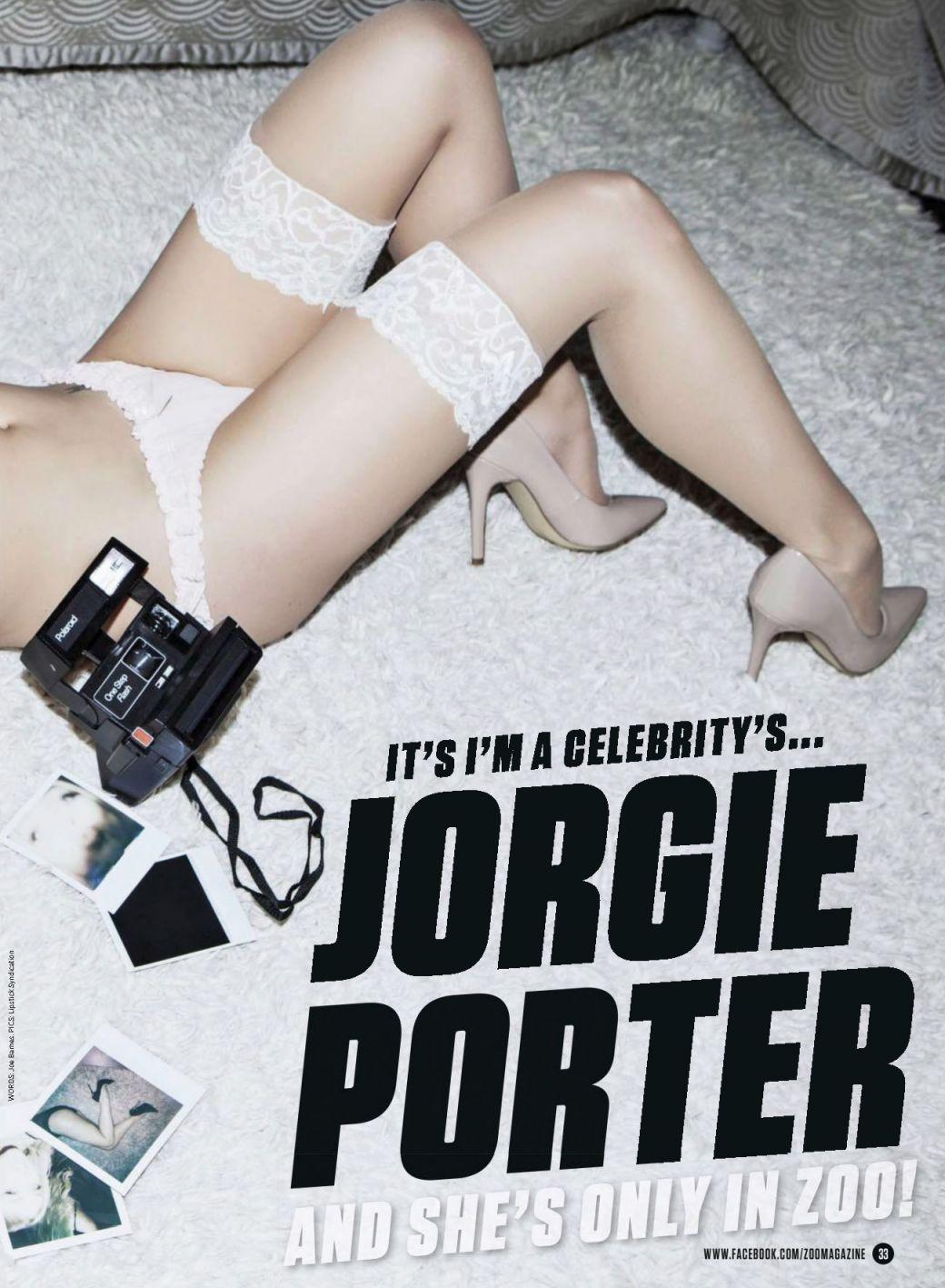 Jorgie Porter Lingerie Ph...