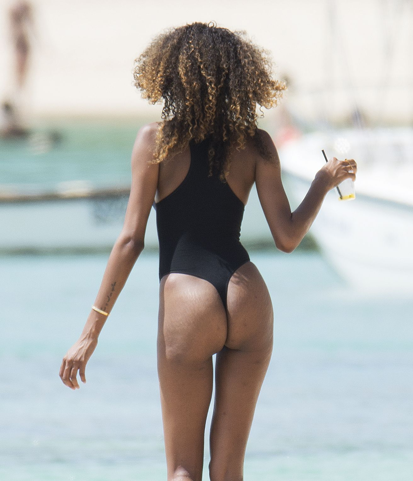 Jourdan Dunn Swimsuit Pic...