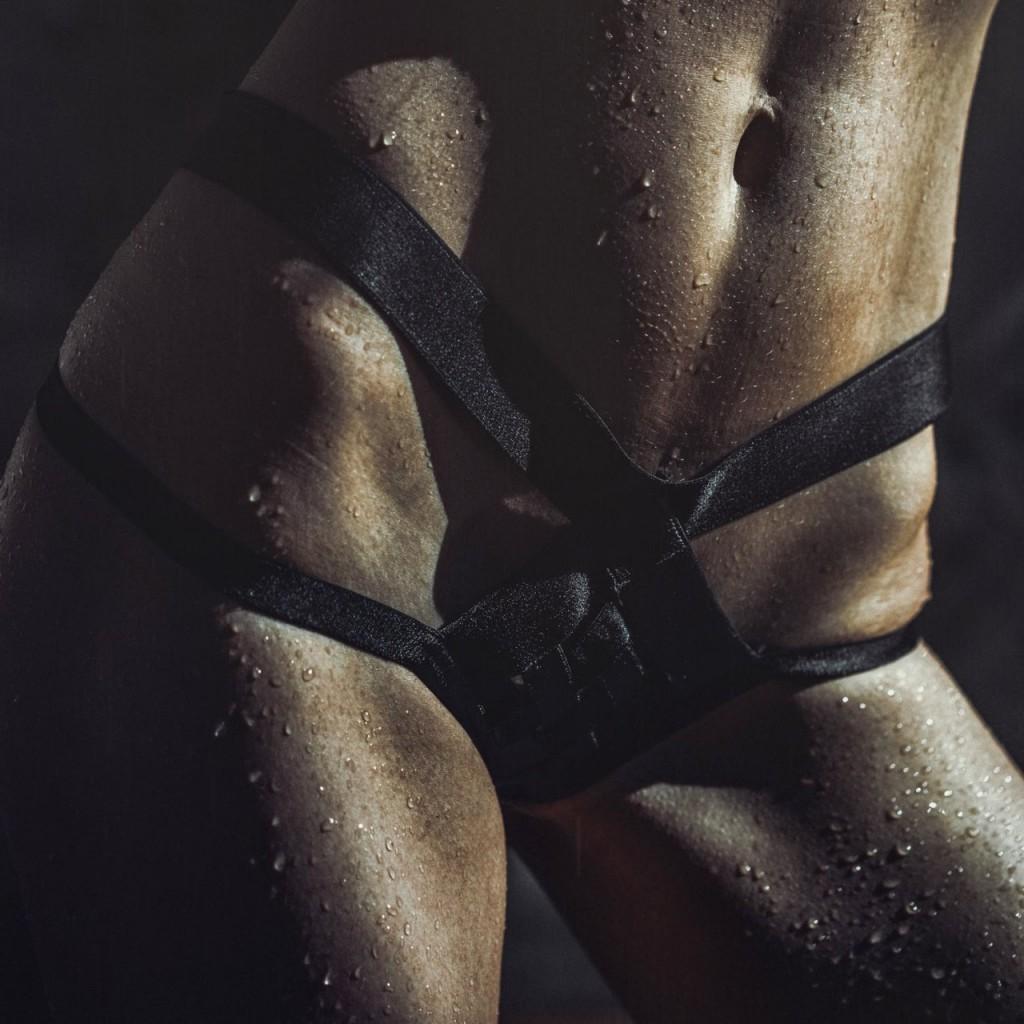 Julia Lescova Sexy Bikini