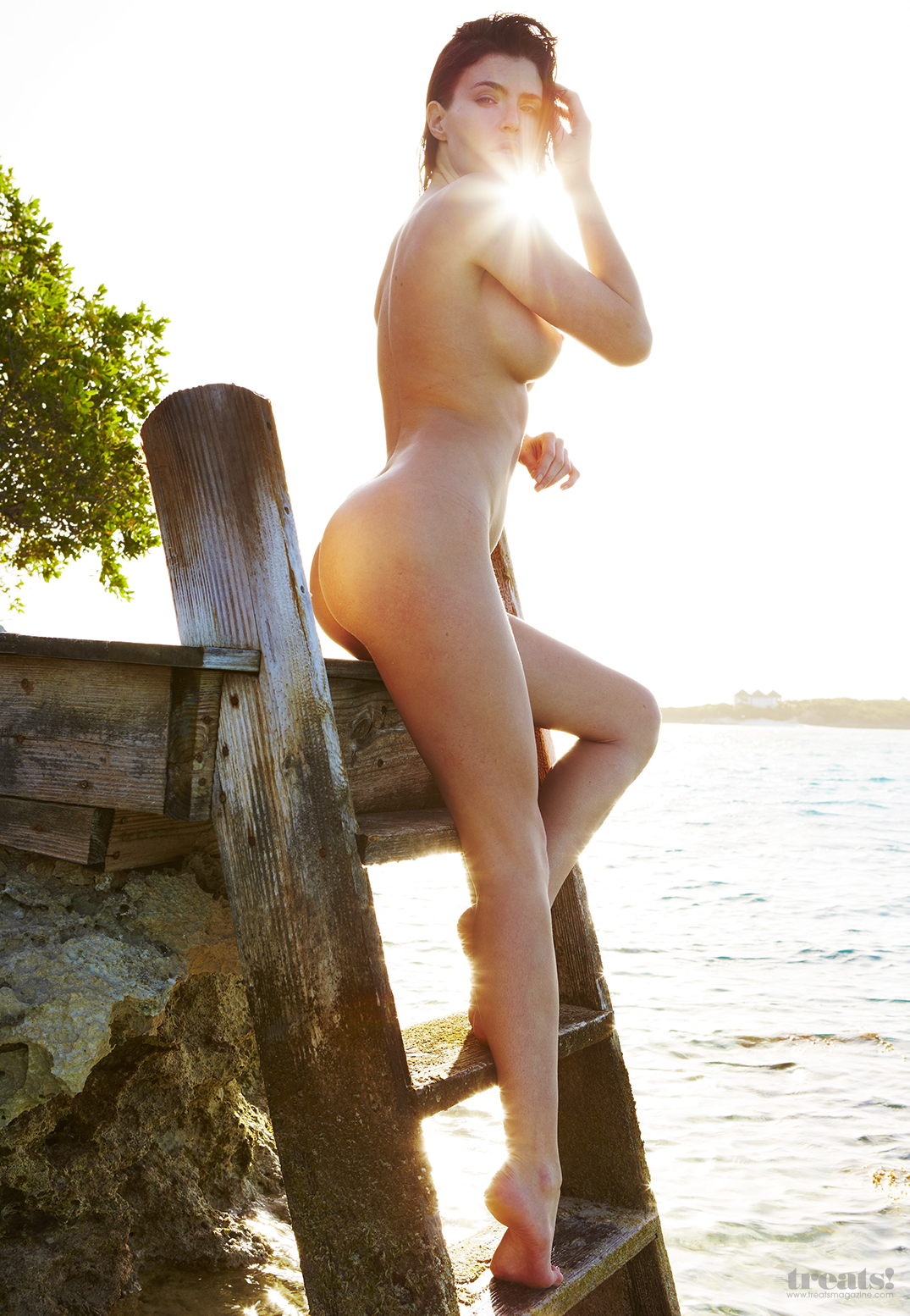 Julia Lescova Full Nude P...