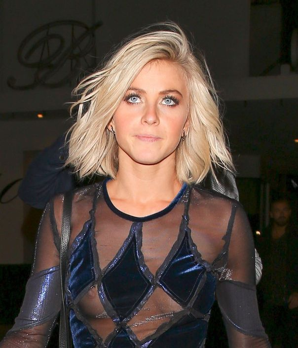 Julianne Hough See-thru