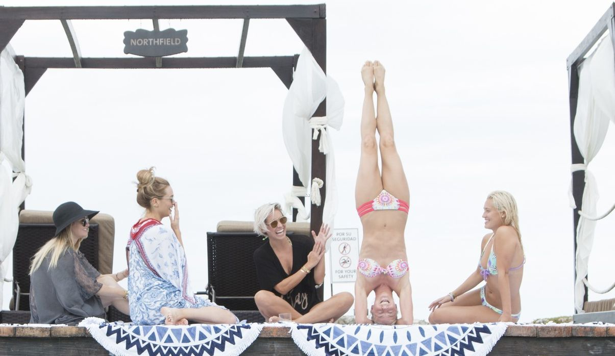 Julianne Hough Bikini Pho...