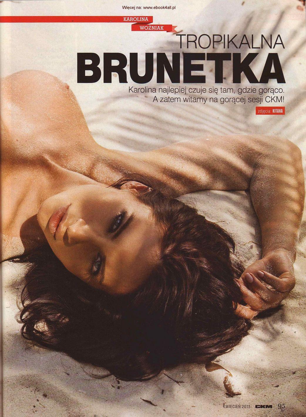 Karolina Wozniak Nude Pho...