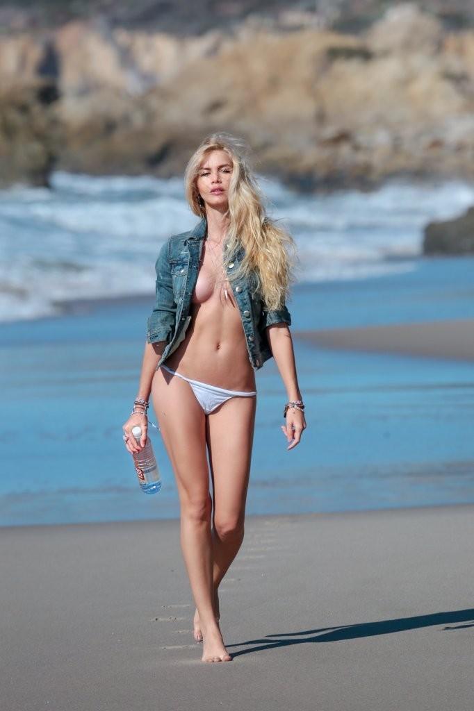 Topless Pics Of Kat Torre...