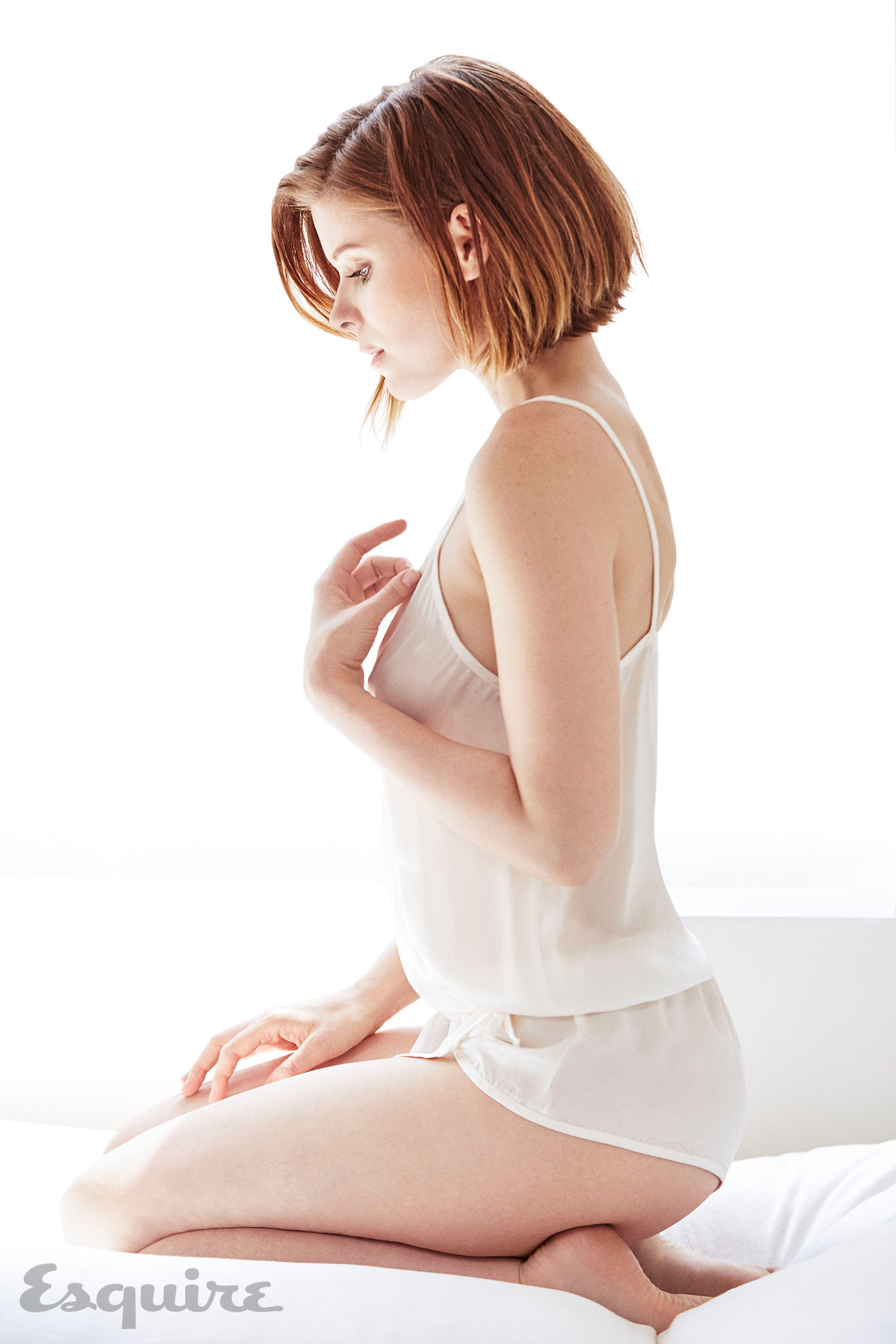 Topless Pics Of Kate Mara