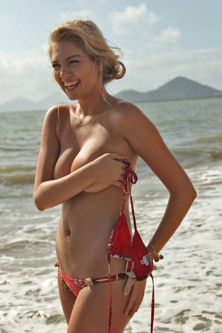 Sideboob Of Kate Upton