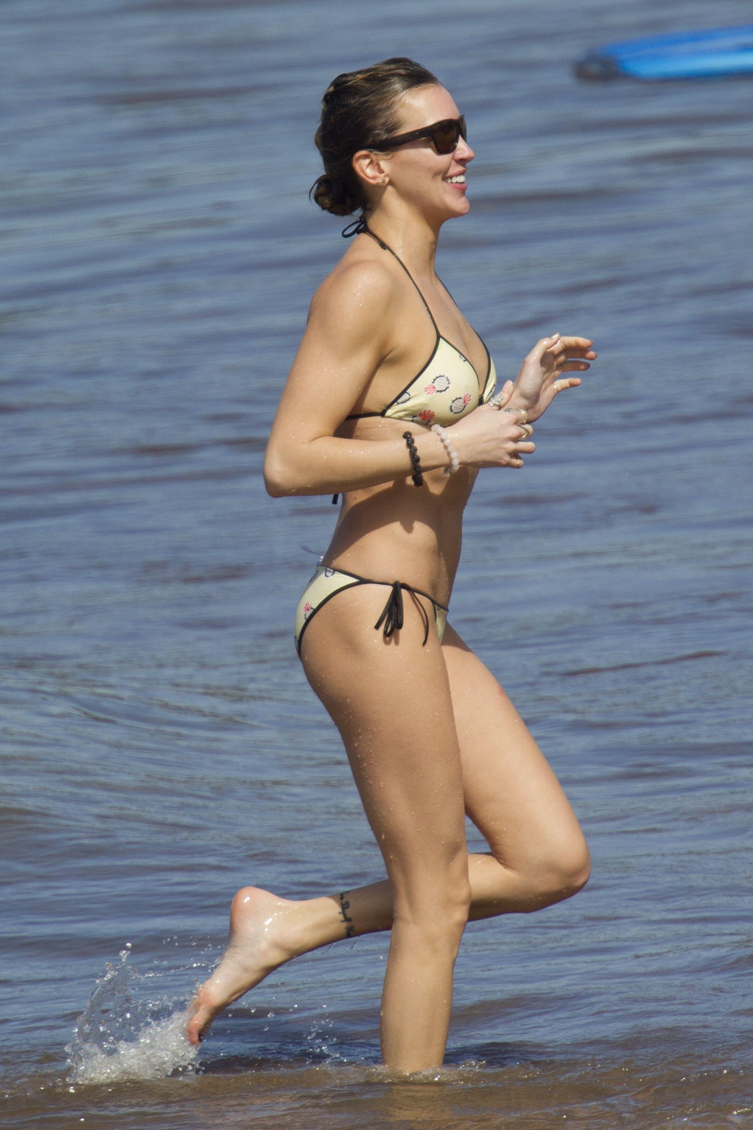 Bikini Pics Of Katie Cass...
