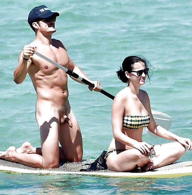Katy Perry And Orlando Bl...