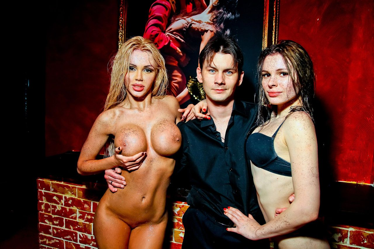 Katya Sambuca Nude