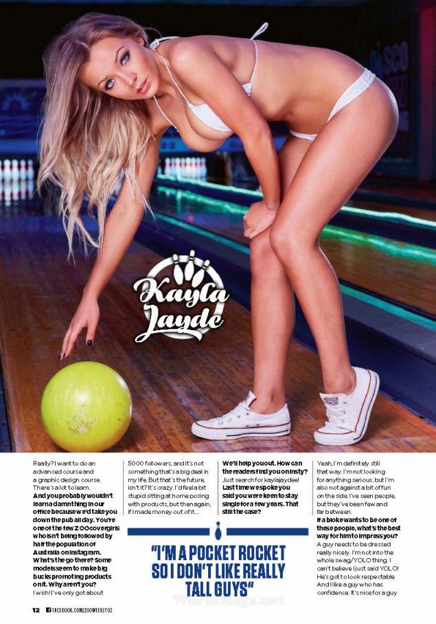 Kayla Jayde Sexy Photoset