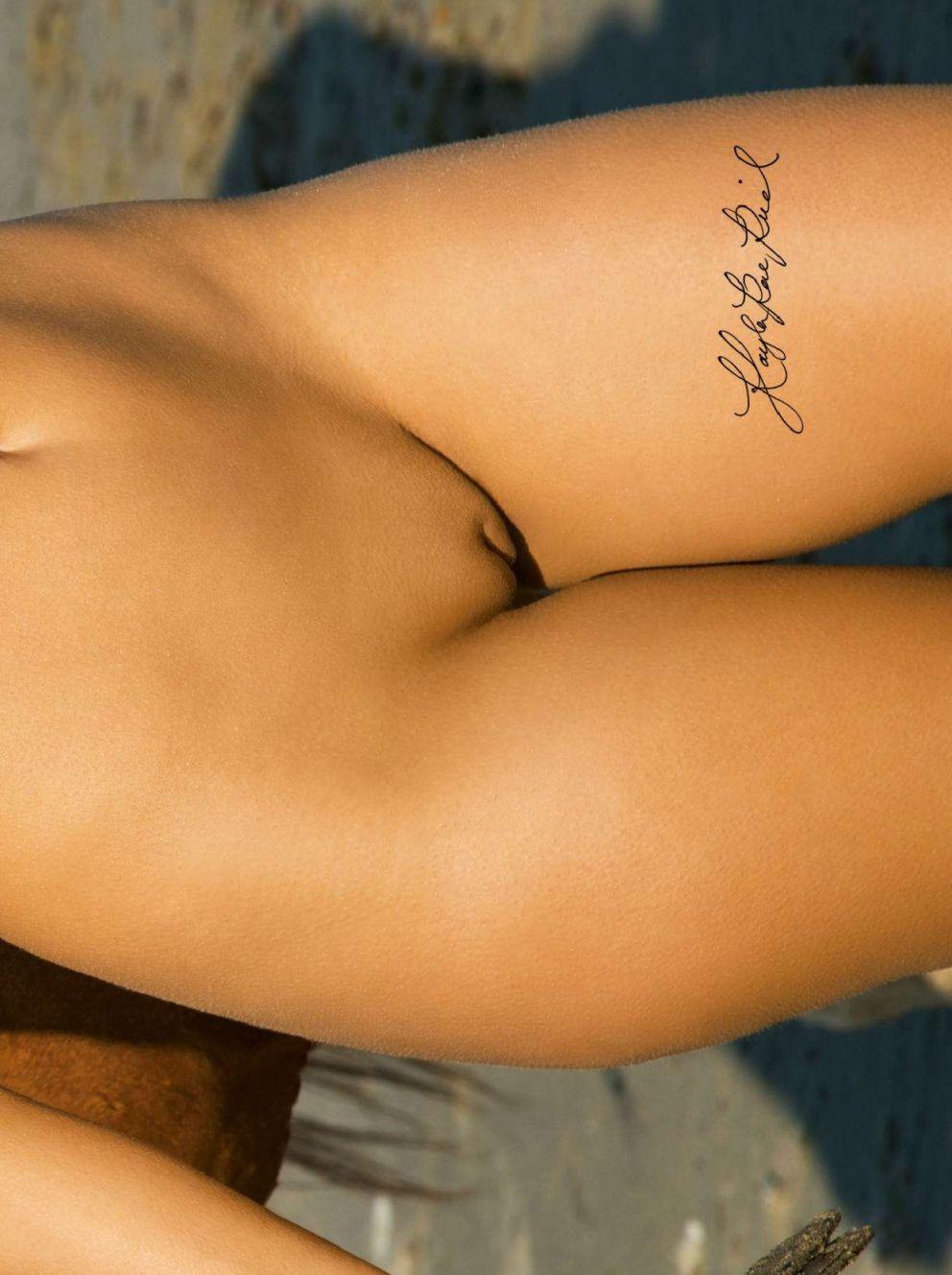 Kayla Rae Reid Nude Pics