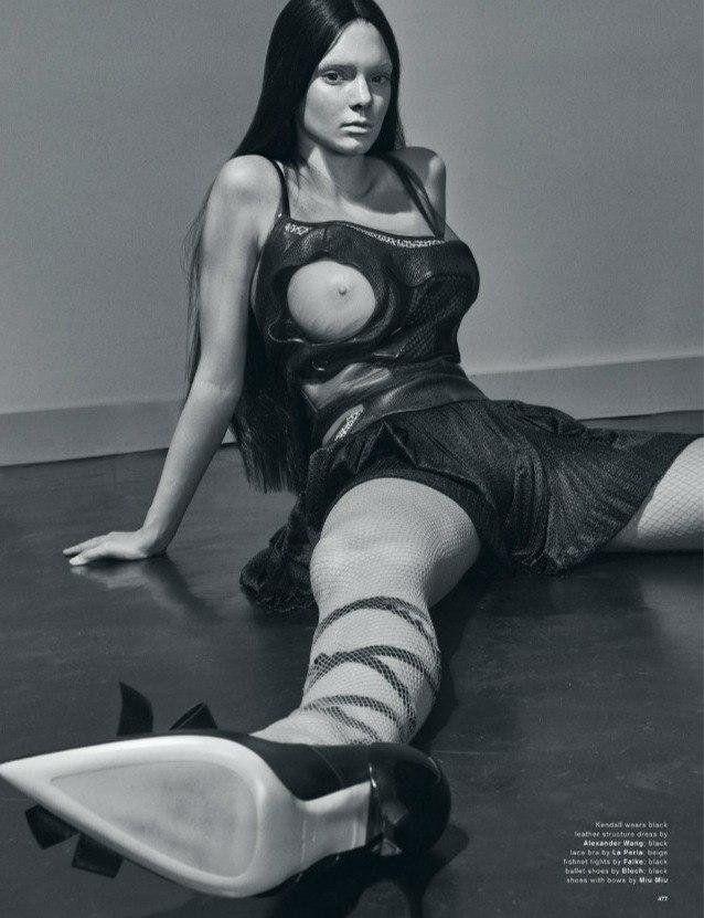 Kendall Jenner Naked &#82...
